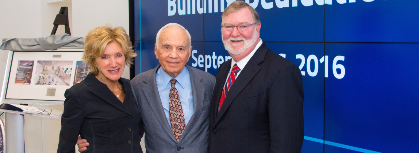 Case Western Reserve University Dedicates The Renovated Jack, Joseph And Morton Mandel School Of Applied Social Sciences