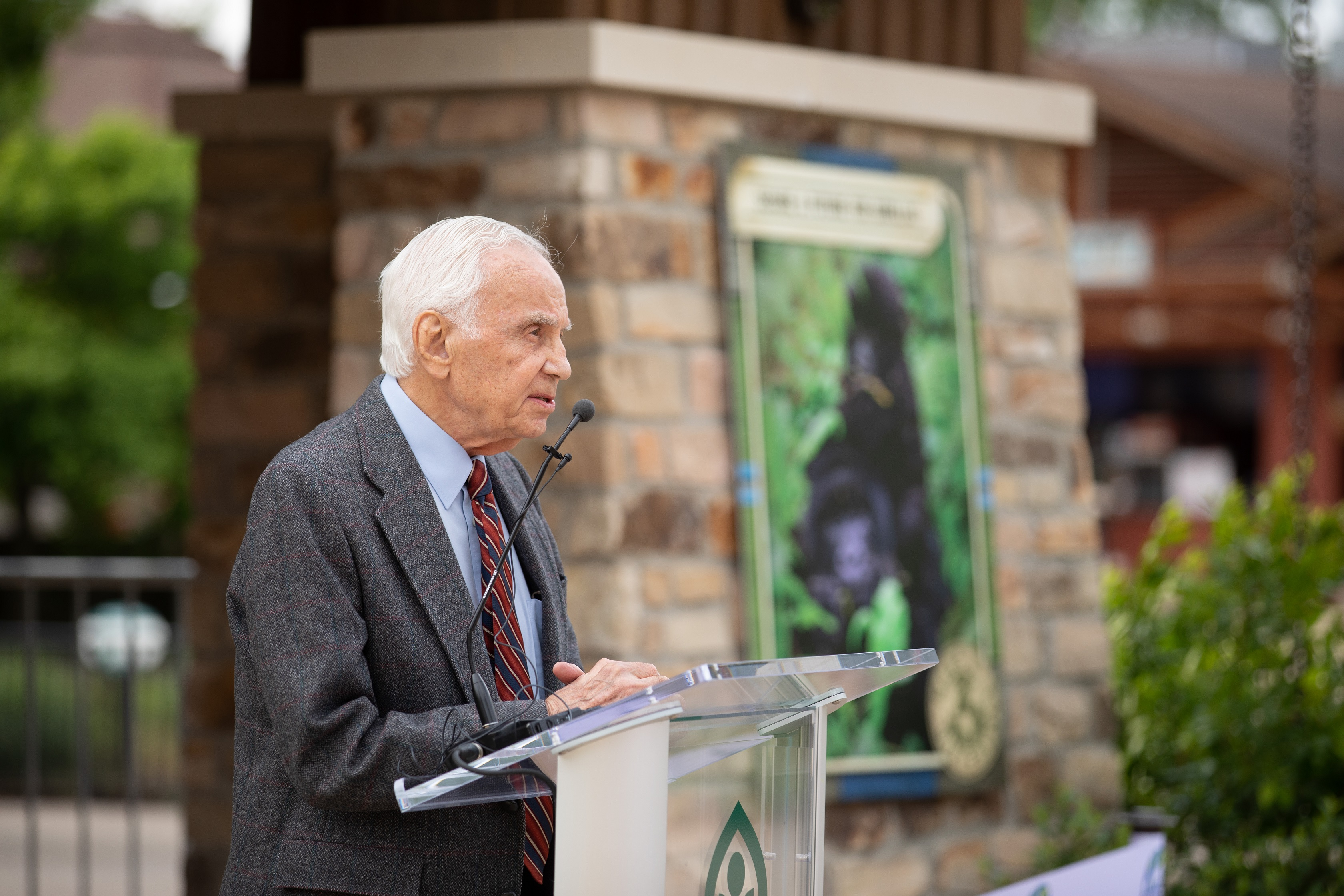 The Jack, Joseph And Morton Mandel Welcome Pavilion Opens At The Cleveland Metroparks Zoo