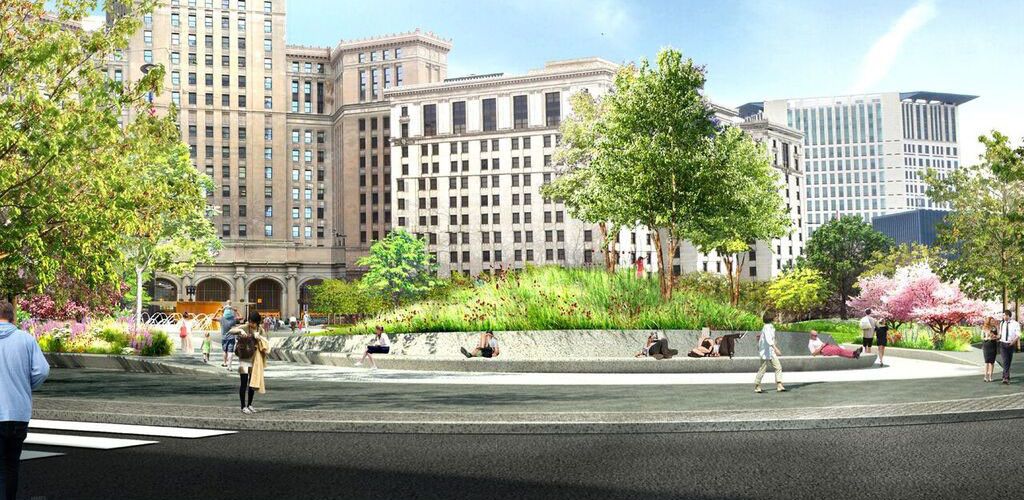 The Jack, Joseph And Morton Mandel Foundation Awards $2.5 Million Grant For Transformation Of Public Square