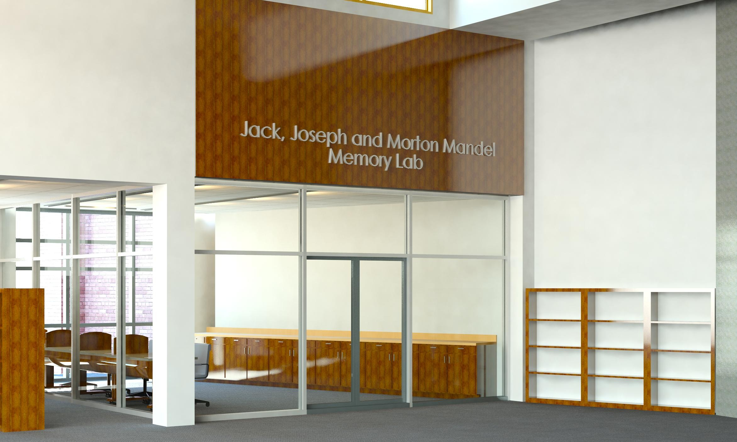 The Jack, Joseph And Morton Mandel Foundation Funds New Memory Lab At Cuyahoga County Public Library