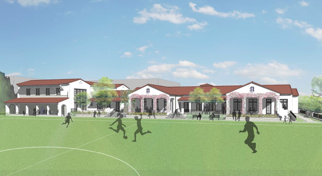 The Morton And Barbara Mandel Foundation Funds New Recreation Center In Palm Beach, Florida