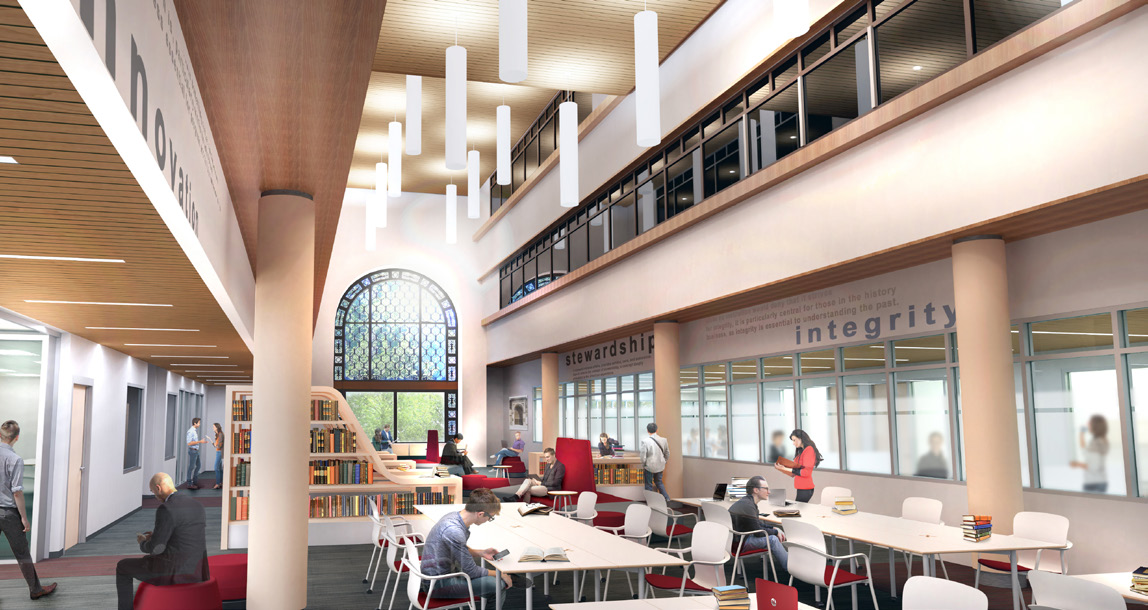 2019 12 30 Wrhs Rendering Of Refinished Library Atrium